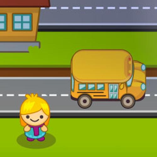 School Bus Pickup