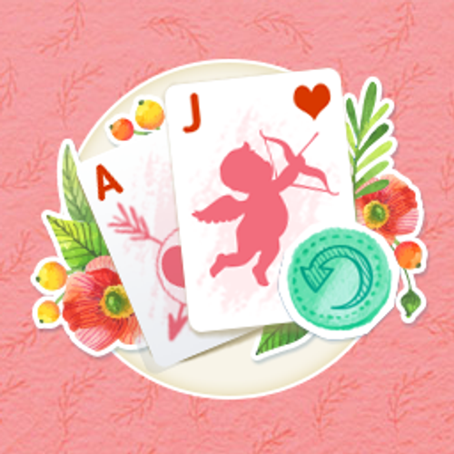 Solitaire Valentines Day 2