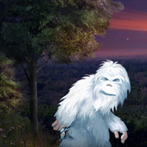 Yeti Legend Mystery Of The Forest