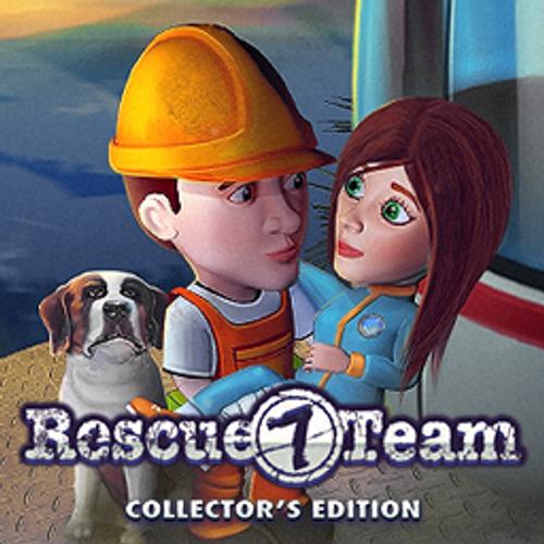Rescue Team 7 Collector's Edition