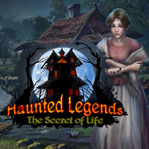 Haunted Legends: The Secret of Life