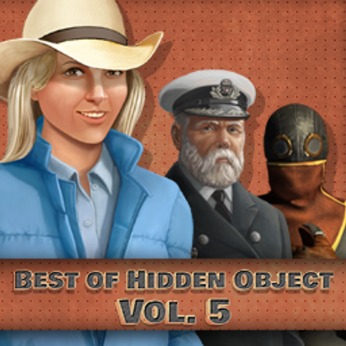 Best of Hidden Object: Volume 5