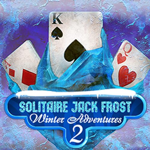 Solitaire Jack Frost Winter Adventures 2