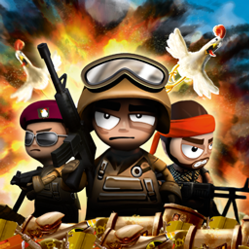 Tiny Troopers with Zombies Mode