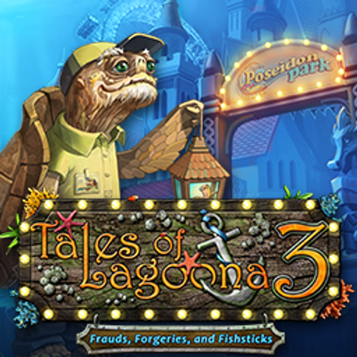 Tales of Lagoona 3: Frauds, Forgeries, and Fishsticks