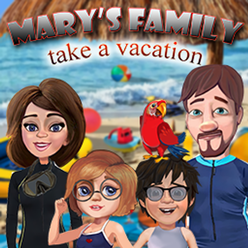 Mary's Family Take a Vacation