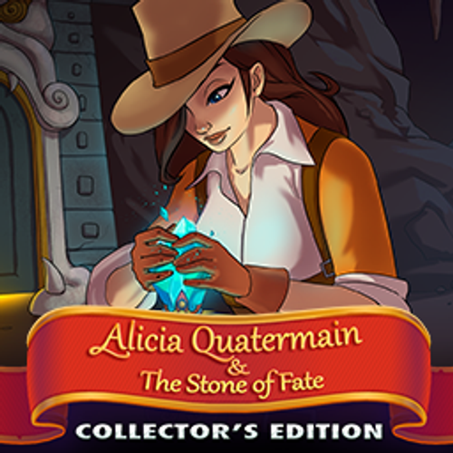 Alicia Quatermain and the Stone of Fate Collector's Edition