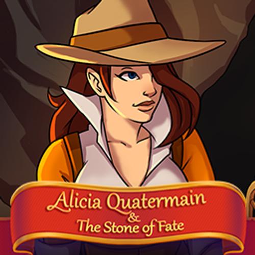 Alicia Quatermain and the Stone of Fate
