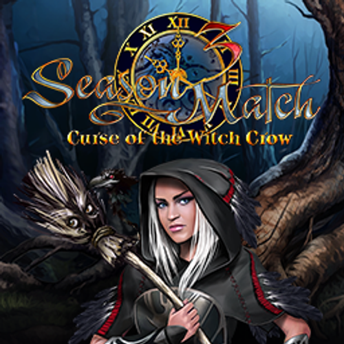 Season Match 3: Curse of the Witch Crow HD