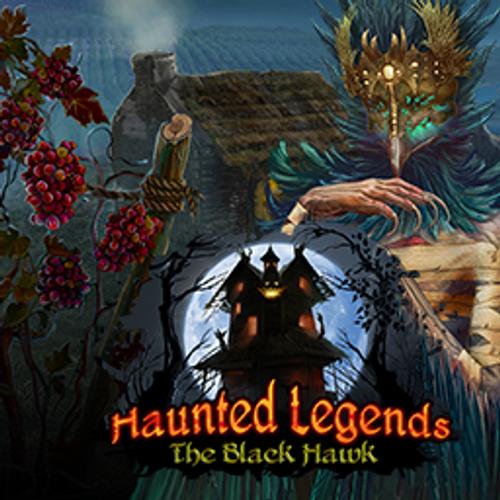 Haunted Legends The Black Hawk