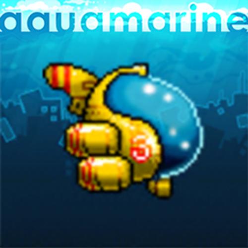 Aquamarine Submarine