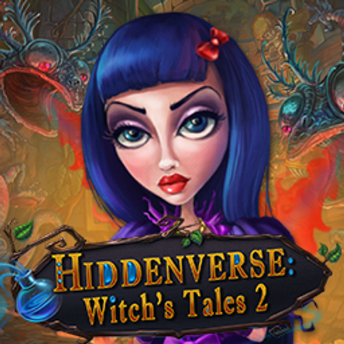 Hiddenverse: Witch's Tales 2