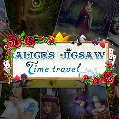 Alice's Jigsaw: Time Travel