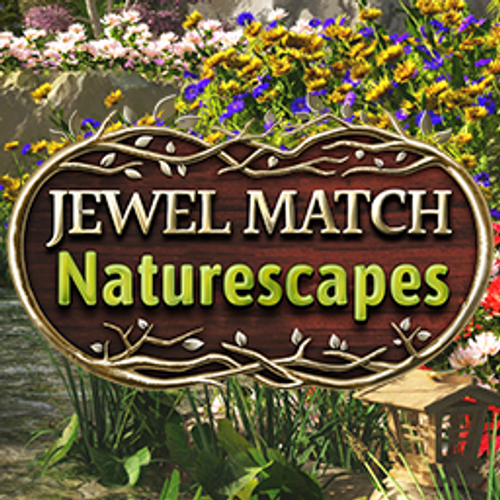 Jewel Match Naturescapes