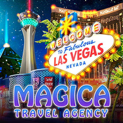 Magica Travel Agency : Las Vegas