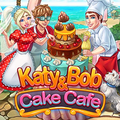 Katy and Bob: Cake Cafe