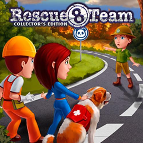Rescue Team 8 Collector's Edition