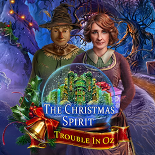 The Christmas Spirit: Trouble in Oz