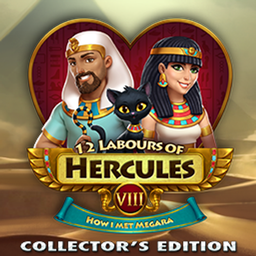 12 Labours of Hercules VIII: How I Met Megara CE