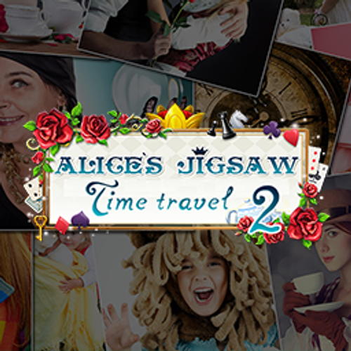 Alices Jigsaw: Time Travel 2
