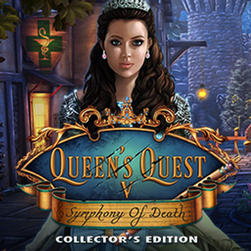 Queen's Quest 5: The Symphony of Death Collector's Edition