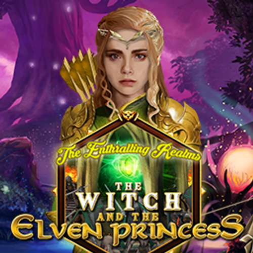 The Enthralling Realms: The Witch and the Elven Princess