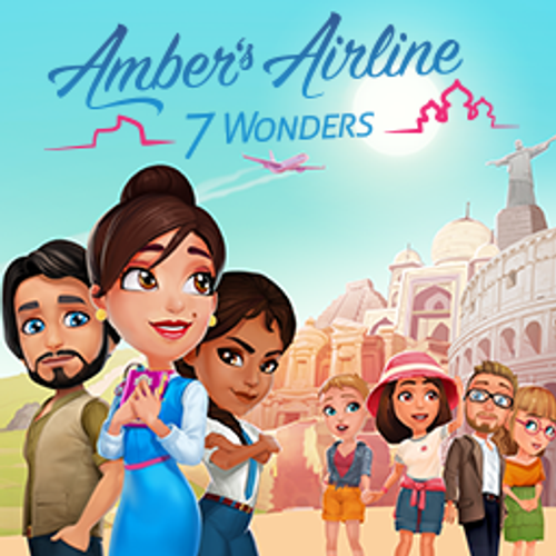 Amber's Airline: 7 Wonders