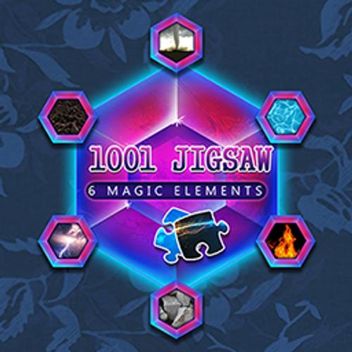 1001 Jigsaw Six Magic Elements