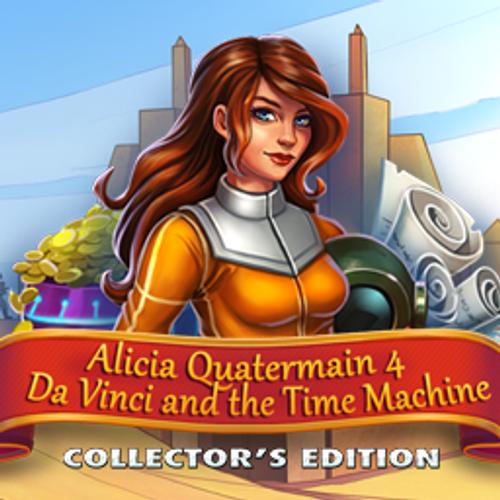 Alicia Quatermain 4: Da Vinci and the Time Machine CE