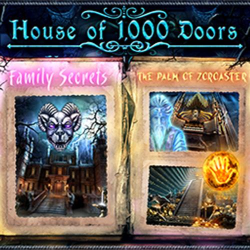 House of 1000 Doors 2 in 1 Bundle