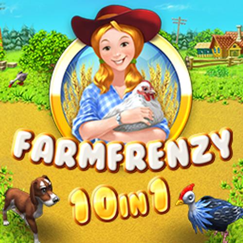 Farm Frenzy 10 in 1 Bundle