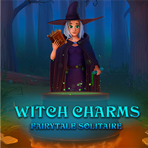 Fairytale Solitaire: Witch Charms