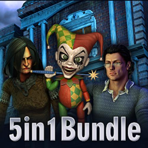 5-in-1 Hidden Object Bundle