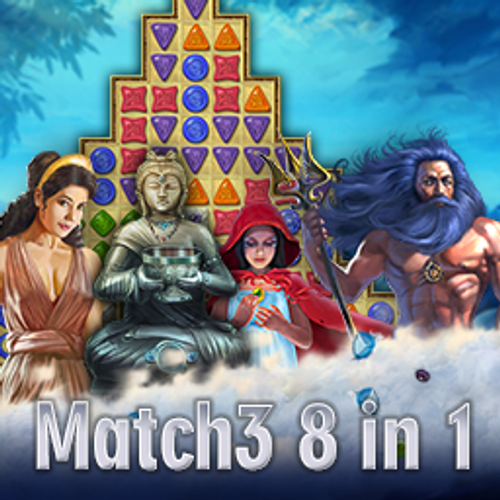 Match-3 8-in-1 Bundle