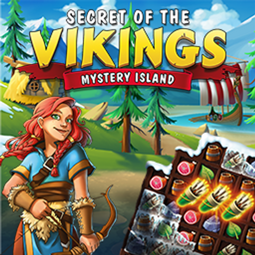 Secret of the Vikings: Mystery Island