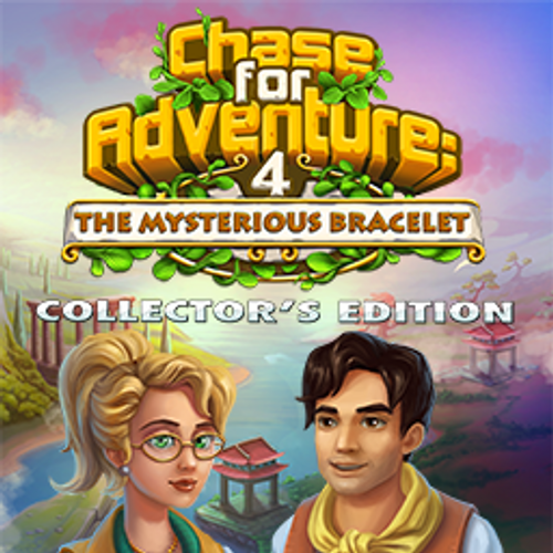 Chase For Adventure 4: The Mysterious Bracelet Collector's Ed.