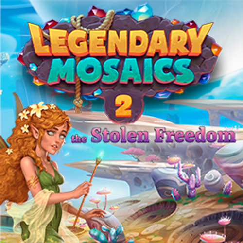 Legendary Mosaics 2: The Stolen Freedom