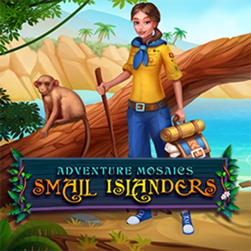 Adventure Mosaics - Small Islanders