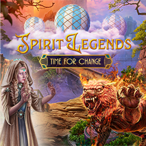 Spirit Legends: Time for Change