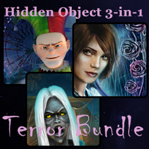 Hidden Object 3-in-1 Terror Bundle