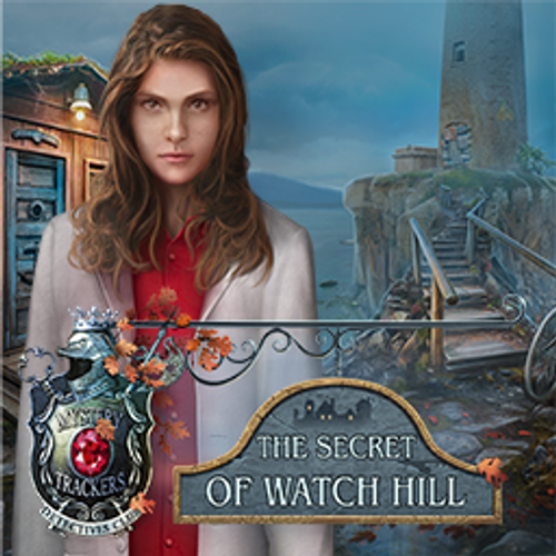 Mystery Trackers: The Secret of Watch Hill