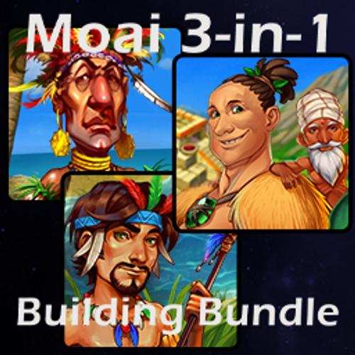Moai 3-in-1 Building Bundle