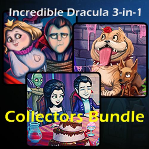 Incredible Dracula 3-in-1 Collectors Bundle