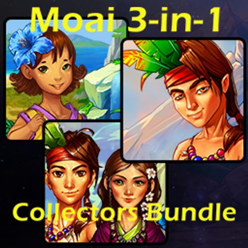 Moai 3-in-1 Collectors Bundle