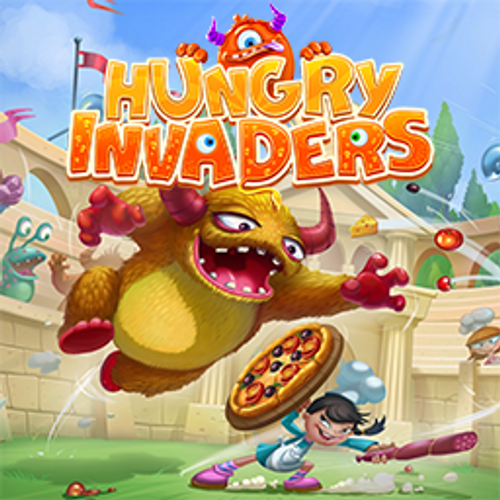Hungry Invaders