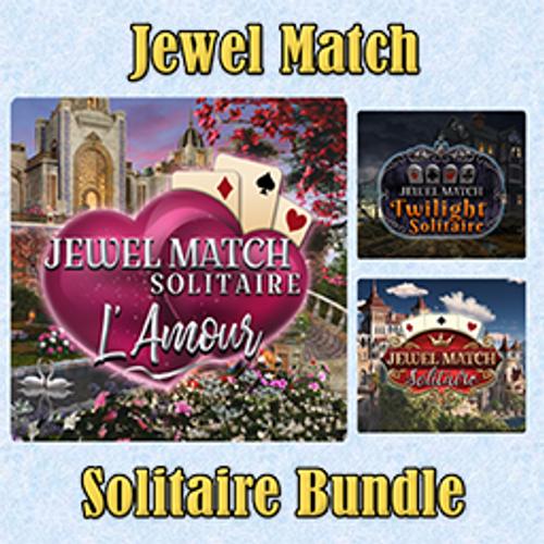 Jewel Match Solitaire Bundle