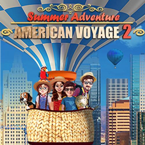 Summer Adventure - American Voyage 2