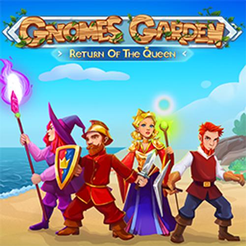 Gnomes Garden - Return Of The Queen