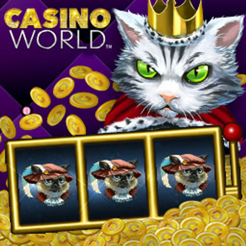 Casino World - Royal Meowjesty