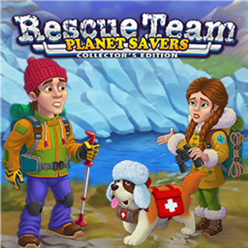 Rescue Team: Planet Savers - Collector's Edition